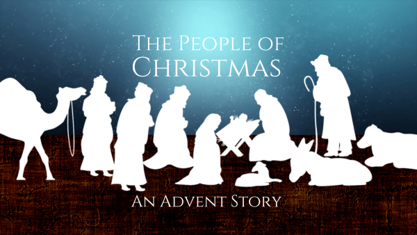 Herod the Great; The People of Christmas Image